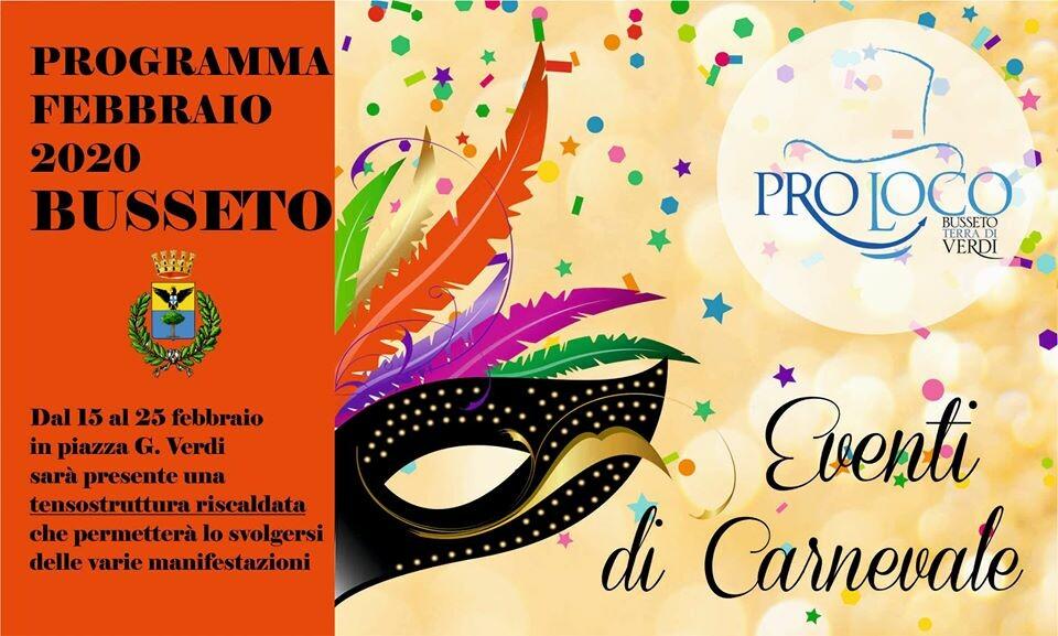 Eventi di Carnevale a Busseto