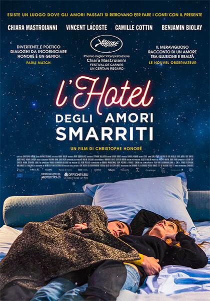 Anteprima: L'HOTEL DEGLI AMORI SMARRITI al cinema Astra