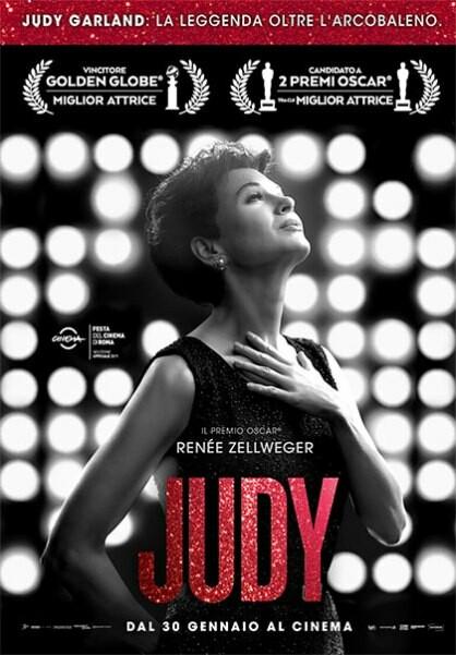 JUDY  al cinema Grand'Italia
