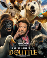 DOLITTLE   al cinema Odeon di Salsomaggiore