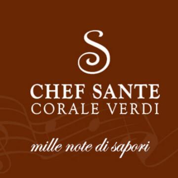 Cena con sottofondo musicale del cantante Serafino al ristorante Corale Verdi