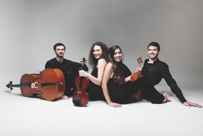 Quartetto Werther per Beethoven 2020
