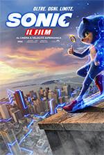 SONIC-Il film al cinema Odeon di Salsomaggiore