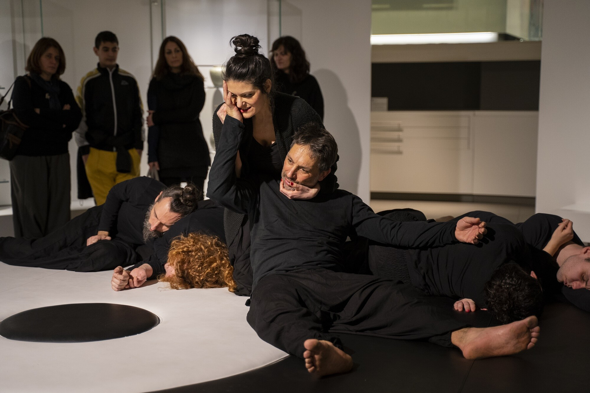 """""""In Orbem, danza al centro del mondo"""" al Museo d'Arte Cinese"""