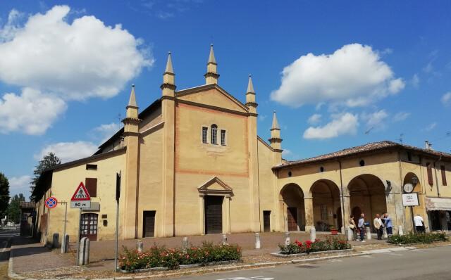 Giornata di studio sull'Oratorio di San Rocco a Soragna