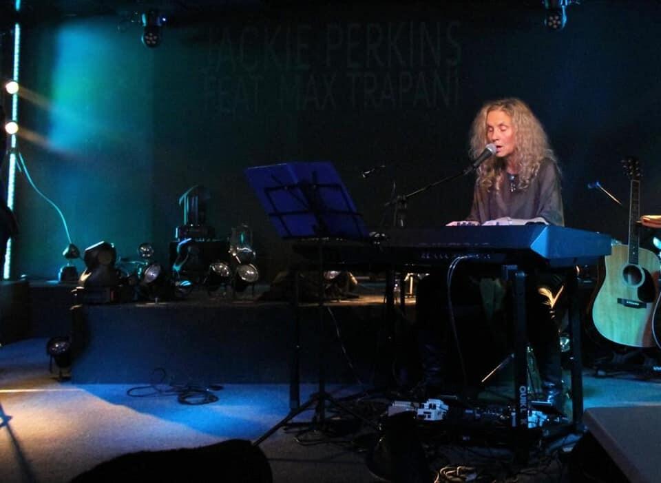 Jackie Perkins live @ALTRO JAZZY NIGHT