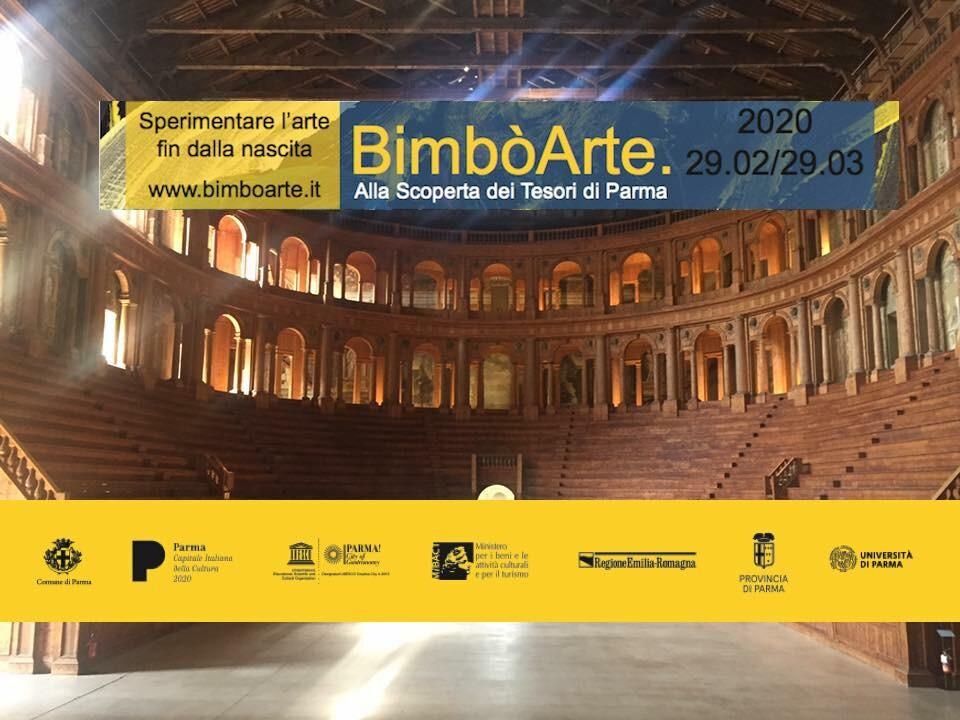 Mistero al teatro Farnese di Parma, evento per bambini