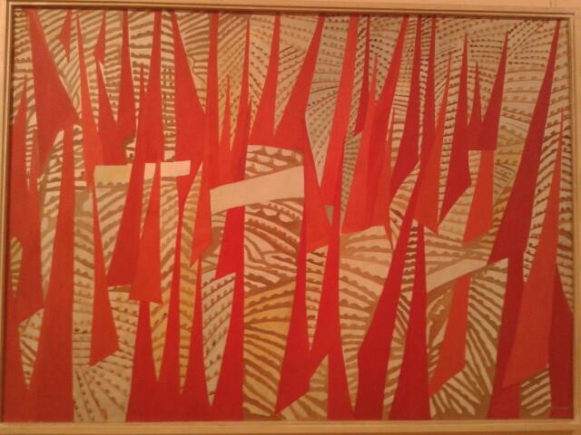 GENESI  mostra personale di Graziano Caraffa presso Galleria San'Andrea