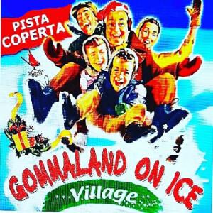 DISCO ON ICE SI PATTINA SUL GHIACCIO AL GOMMALAND A TEMPO DI MUSICA