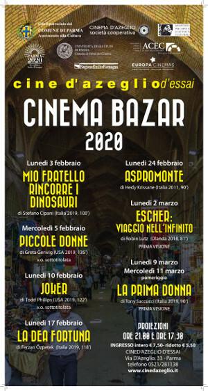 Cinema Bazar - film visti , poco visti e mai visti