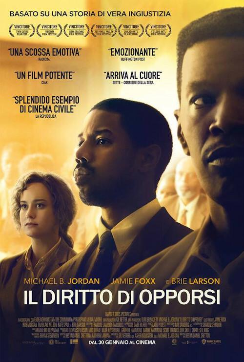 IL DIRITTO DI OPPORSI al cinema Grand'Italia