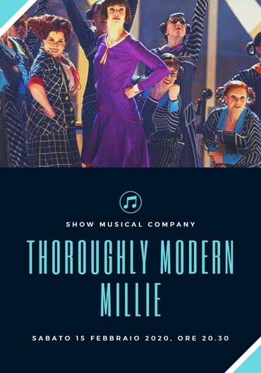 Thoroughly modern Millie al Cinema Teatro Aurora Traversetolo