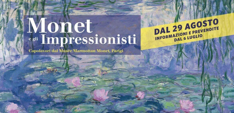 Monet e gli Impressionisti. Capolavori dal Musée Marmottan Monet di Parigi