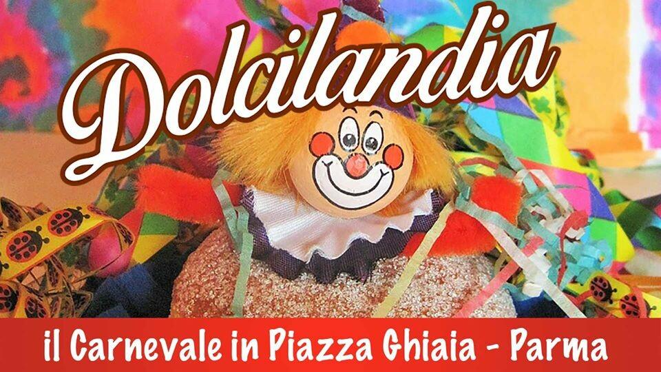 """""""Dolcilandia"""" – Il carnevale più goloso che c'è!"""