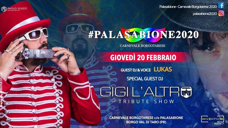Giovedi - Palasabione2020