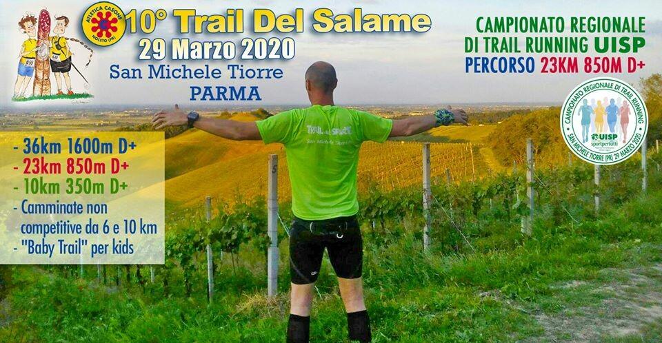 10^ Trail del Salame