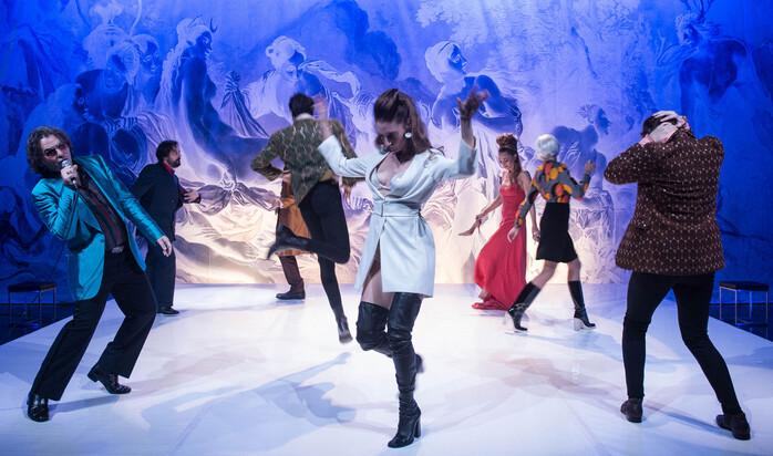 Il Misantropo nella versione del tutto inaspettata e rock di Valter Malosti  al Teatro Due