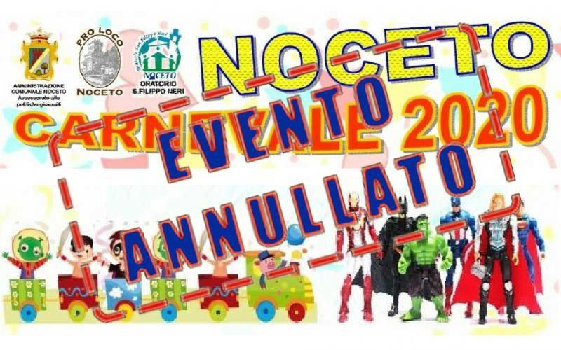 Carnevale a Noceto