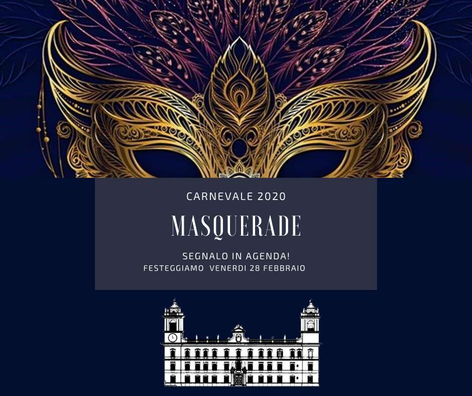 Masquerade, Festa in maschera alla Reggia di Colorno