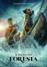 IL RICHIAMO DELLA FORESTA al cinema Grand'Italia