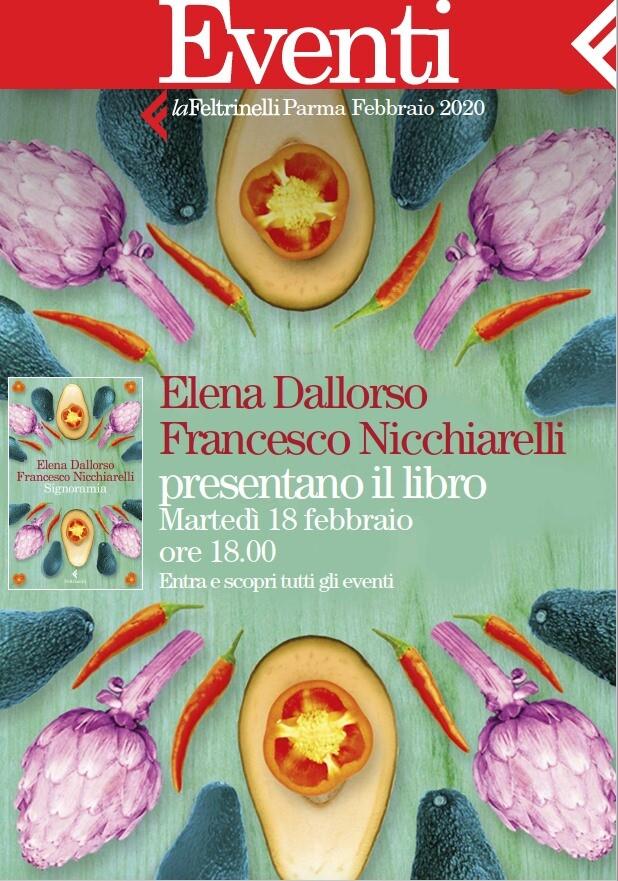 Presentazione del libro «Signoramia» di Elena Dallorso e Francesco Nicchiarelli