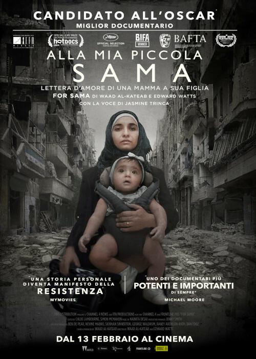 ALLA MIA PICCOLA SAMA al Cinema D'Azeglio