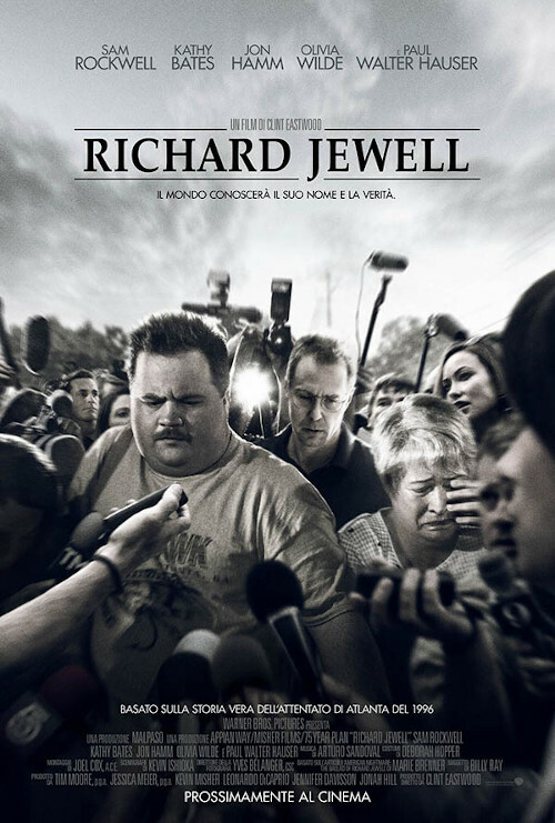 RICHARD JEWELL al cinema Cristallo di Borgotaro