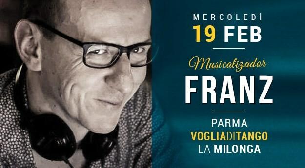 Milonga Voglia di Tango Tdj Franz
