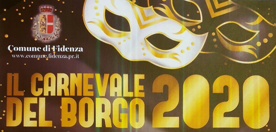 Veglione di Carnevale al teatro Magnani