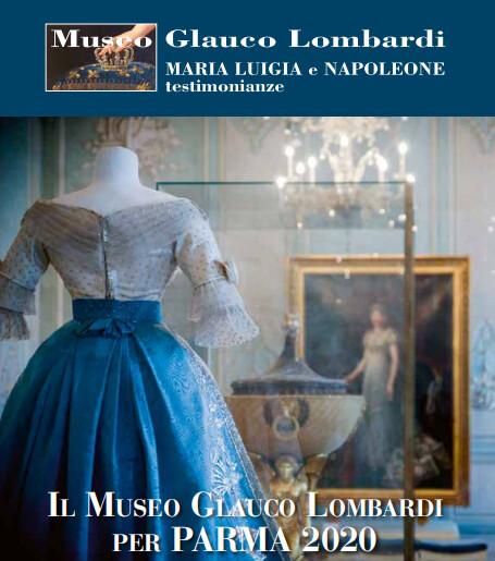 """Parma2020 al Museo Glauco Lombardi  """"Napoleone in caricatura"""""""