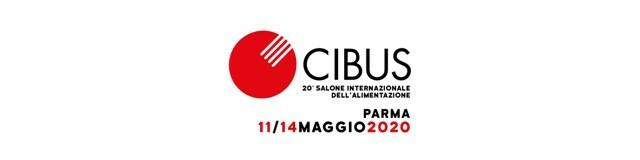 CIBUS 2020 CONFERMA LA DATA: SI TERRA' A PARMA DALL'11 AL 14 MAGGIO