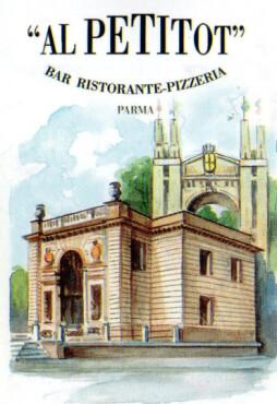 Al ristorante pizzeria Petitot  piatti d'asporto anche per celiaci