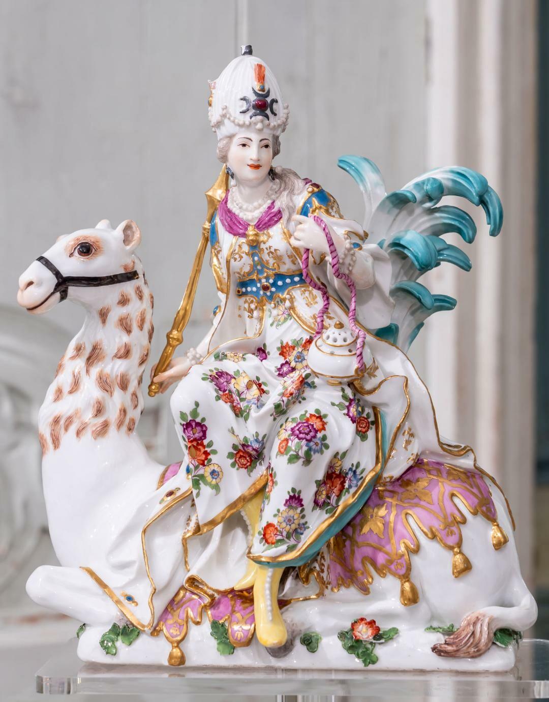 """Alla Reggia di Colorno  """"Adornamenti da tavola. Porcellane europee del 700 dei Duchi di Parma"""""""