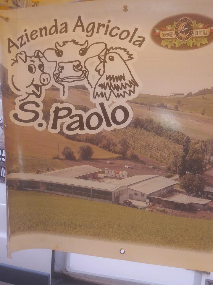 L' Azienda Agricola San Paolo consegna anche a casa tua salumi di suino nero e carne bovina
