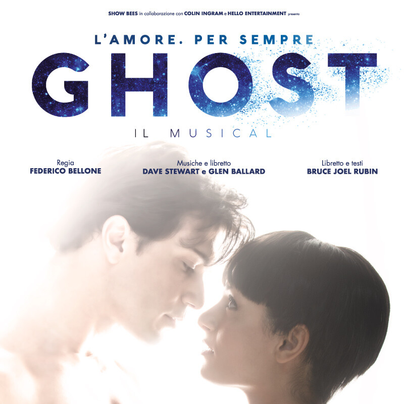 TUTTI A TEATRO: GHOST  Il musical