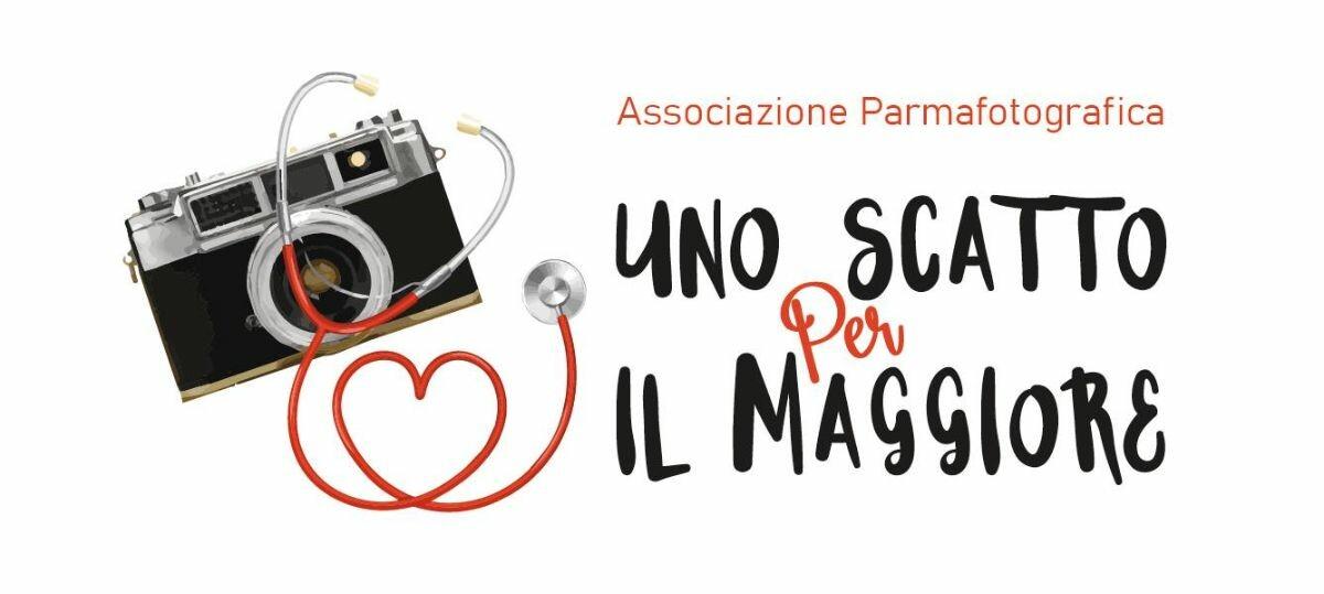 UNO SCATTO PER IL MAGGIORE - iniziativa benefica di Parmafotografica