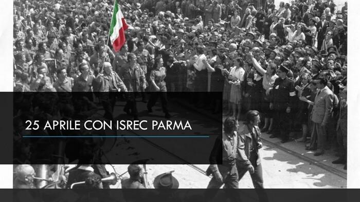 25 aprile con ISREC PARMA