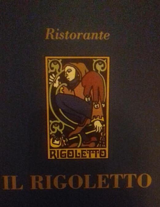 Il  ristorante Rigoletto riapre il 18 maggio