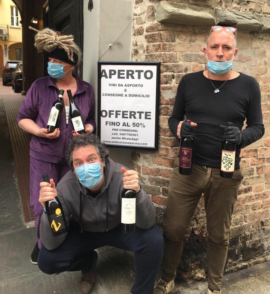I vini dell'Enoteca Ombre Rosse  in super sconto