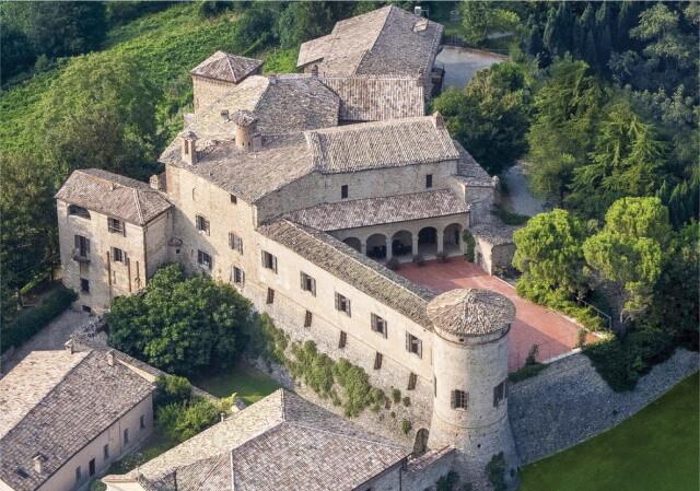 Riapre il millenario Castello di Scipione dei Marchesi Pallavicino  sulle colline a 2 km da Salsomaggiore Terme