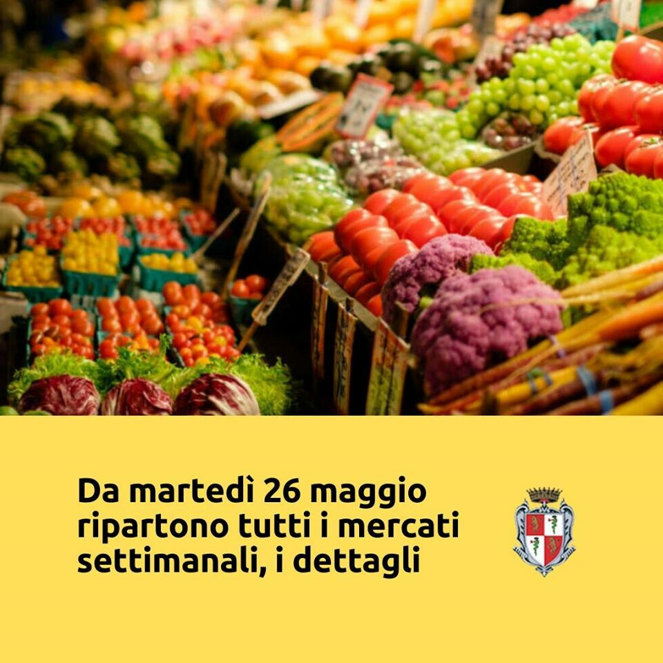 I mercati del Comune di Montechiarugolo