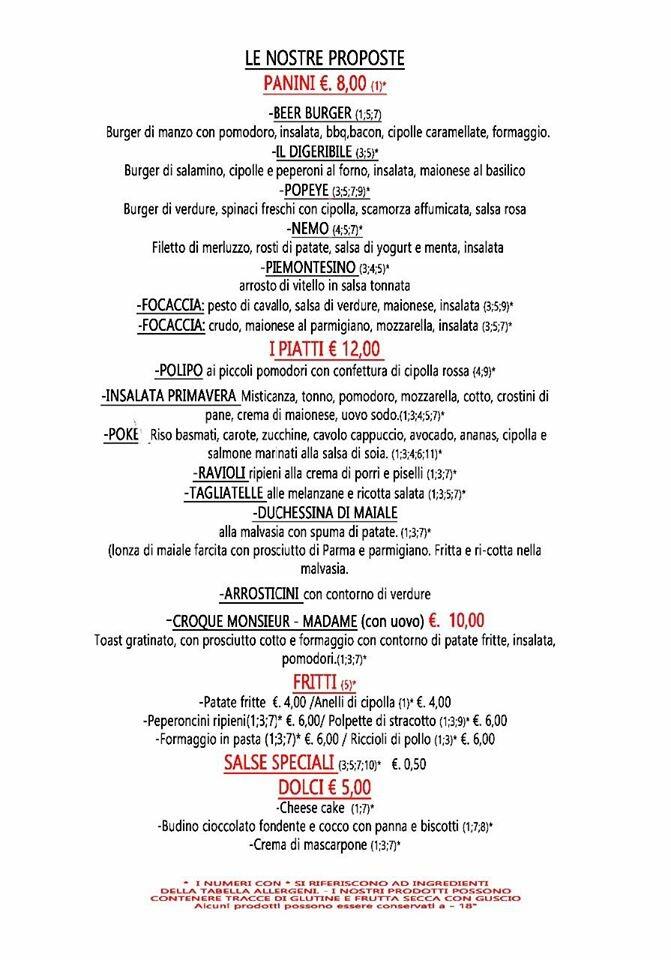 Pub Gourmet 19.28 Ristorante ora è aperto