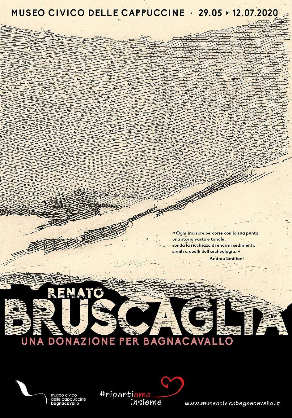 Comune di Bagnacavallo - I paesaggi di Bruscaglia nella prima mostra al Museo Civico dopo la riapertura