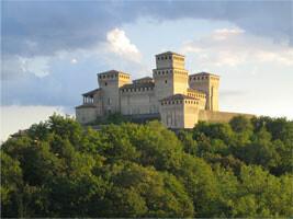 Castello di Torrechiara: orari di apertura