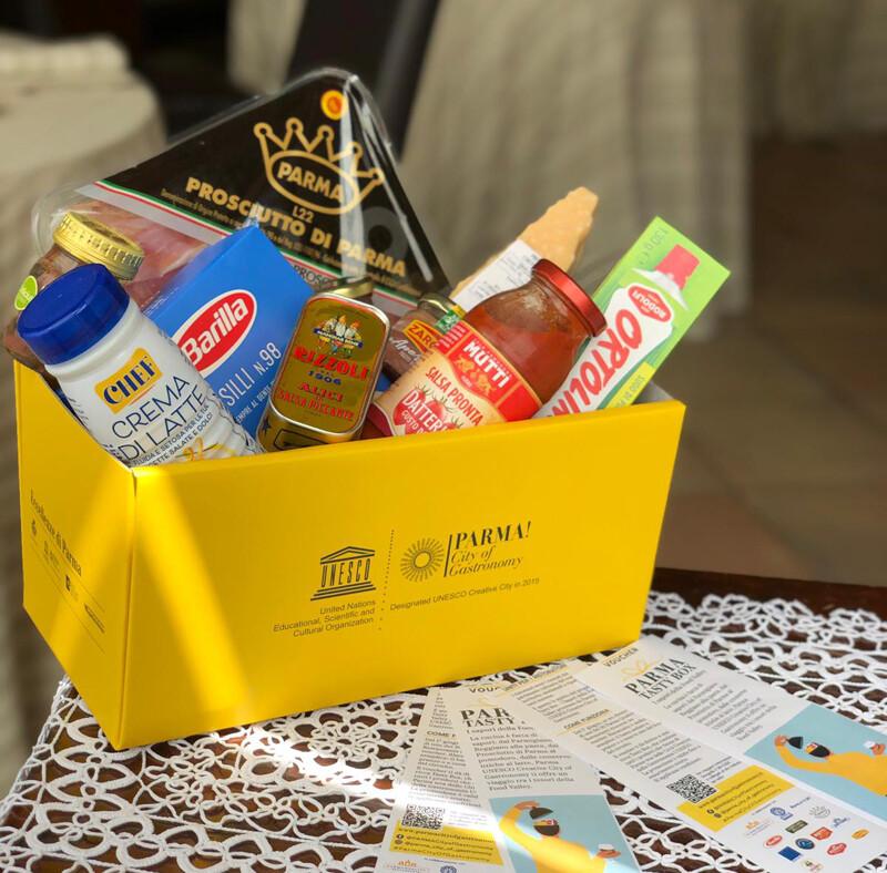 Vieni a trovarci al ristorante: per te la sorpresa Tasty Box!
