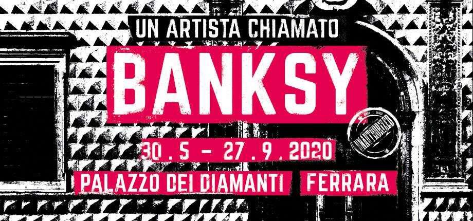 Un artista chiamato Banksy a Palazzo dei Diamanti
