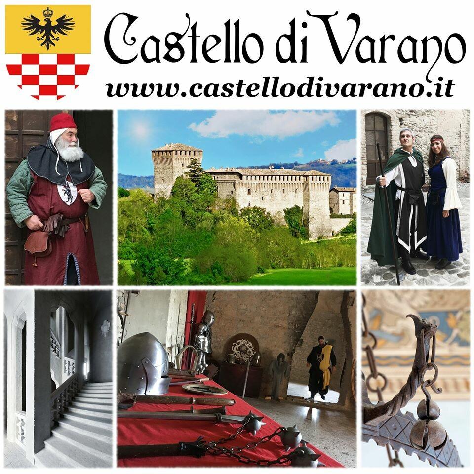Visite guidate  al Castello Pallavicino di Varano