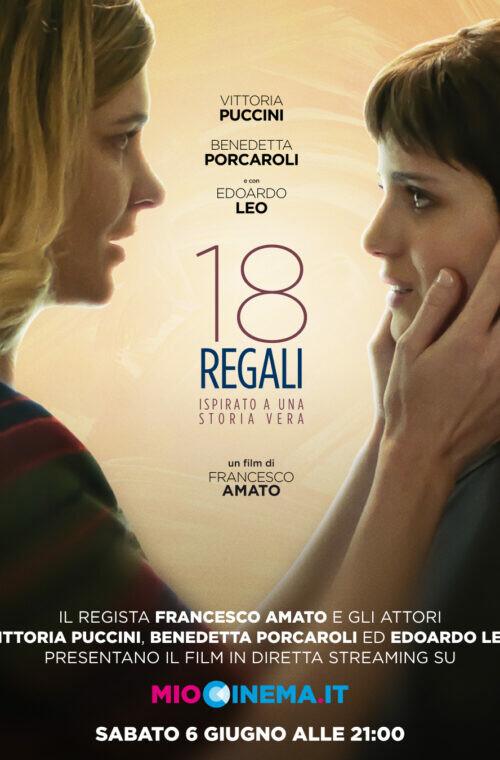 Evento 18 regali : Cinema D'Azeglio aderisce alla piattaforma MioCinema.it