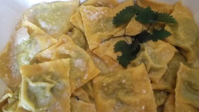 Prenota i tortelli di San Giovanni al ristorante Gatto nero