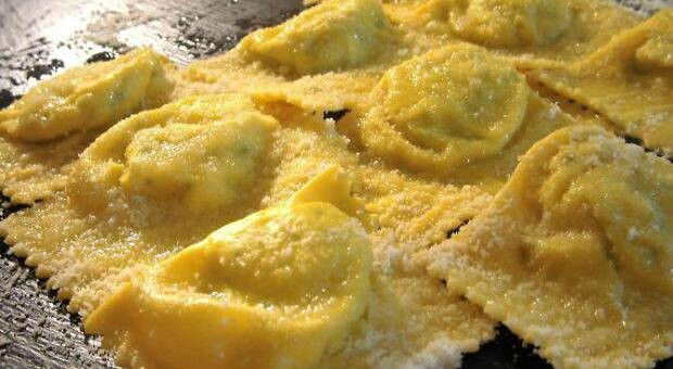 Tortelli d'asporto per il tuo San Giovanni al ristorante Ombre rosse